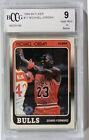 Michael Jordan 9 1988-89 Basketball Trading Cards