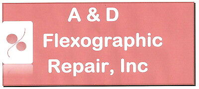 A & D FLEXOGRAPHIC REPAIR
