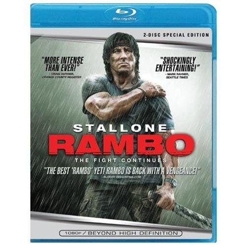 Rambo mit Sylvester Stallone: Harmloser Ex-Soldat wird Opfer von Selbstjustiz und mutiert zum Held einer ganzen Generation