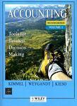 Accounting, Volume 1, Paul D. Kimmel, 047072868X