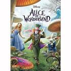 Alice in Wonderland (2010 film) DVDs & Blu-ray Discs