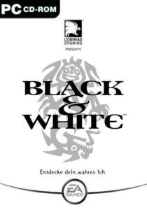 Black & White (PC, 2001, DVD-Box)