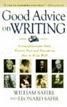 Good Advice on Writing, William Safire and Leonard Safir, 0671872338