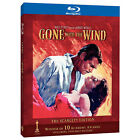 Gone With the Wind (Blu-ray Disc, 2010, 3-Disc Set, The Scarlett Edition)