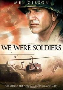 We Were Soldiers DVD