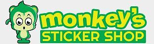 Monkey'sStickerShop