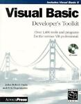 Visual Basic Developer's Toolkit, , 1889671029