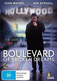 Boulevard Of Broken Dreams (DVD, 2012) REGION FREE - BRAND NEW SEALED FREE POST!