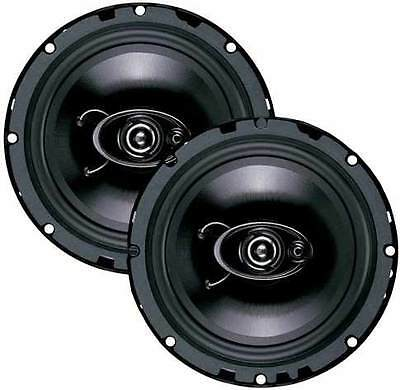 Boss Audio D65.3 3-Way 6.5-Inch Diablo Car Speaker