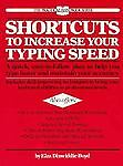 Shortcuts to Increase Your Typing Speed, Elza Dinwiddie-Boyd, 0399514899