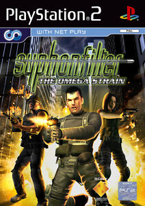 Syphon Filter The Omega Strain Playstation 2 PS 2