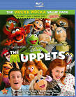 The Muppets (Blu-ray/DVD, 2012, 3-Disc Set, Includes Digital Copy) (Blu-ray/DVD, 2012)