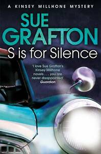 S is for Silence by Sue Grafton (Paperback, 2012)