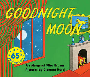 GOODNIGHT MOON By Margaret Wise Brown- Board Book - Brand New