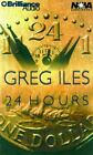 24 Hours by Greg Iles (2000, Unabridged, Audio Cassette) : Greg Iles (Audio, 2000)