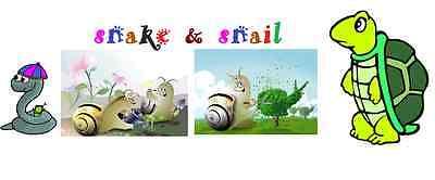 snake&snail
