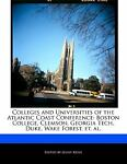 Colleges and Universities of the Atlantic Coast Conference, Jenny Reese, 1116421453
