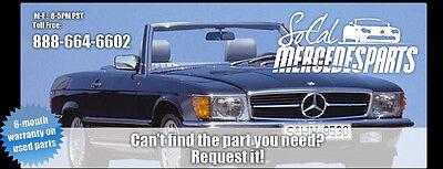 SoCal Mercedes Parts