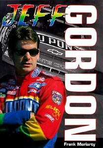 Jeff-Gordon-The-Inside-Track-by-Frank-Moriarty-1999-Hardcover