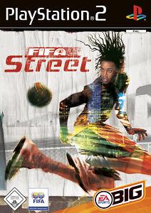 FIFA Street (Sony PlayStation 2, 2005, DVD-Box)(H) 693
