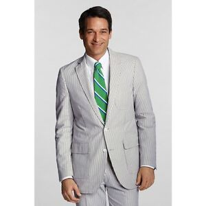 Mens Seersucker Suit | eBay