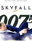 Skyfall (Blu-ray/DVD, 2013, 2-Disc Set, Includes Digital Copy)