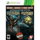 BioShock: Ultimate Rapture Edition  (Xbox 360, 2013) (2013)