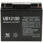 Battery 12 V Battery Rechargeable Batteries 12 Ah Amp Hours