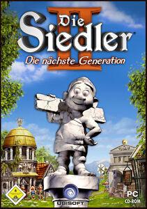 Die Siedler II - Die nächste Generation (PC, 2006, DVD-Box)