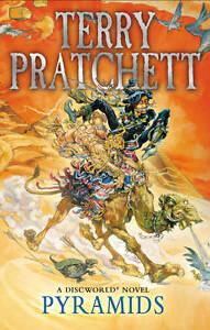 PRATCHETT,TERRY-PYRAMIDS (B - ORIGINAL COVER) BOOK NEW
