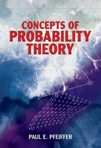 "NEW ""Concepts of Probability Theory"" by Paul E. Pfeiffer (Paperback)"