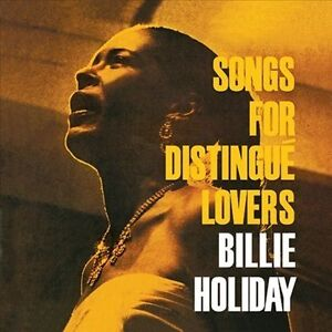 """Holiday, Billie""-Songs For Distingue Lovers Body & Soul CD NEW"