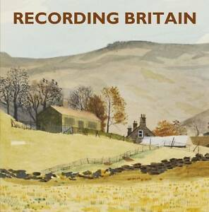 USED (GD) Recording Britain by Gill Saunders