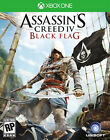 Assassin's Creed IV Black Flag  (Microsoft Xbox One, 2013)