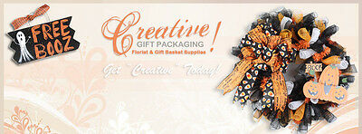 Creative Gift Basket Supplies
