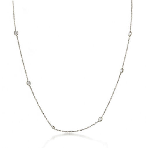 Your Guide to Buying a White Gold Necklace