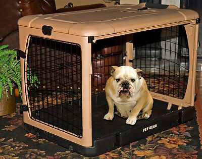 How to Buy the Right Dog Crate for Your Puppy