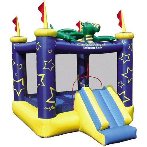 How to Take Care of and Store a Bouncy Castle