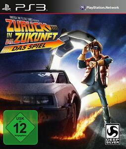SONY PS3 Zurück in die Zukunft - Das Spiel PlayStation 3 deutsch OVP gebraucht - Alland, Österreich - Rücknahmen akzeptiert - Alland, Österreich