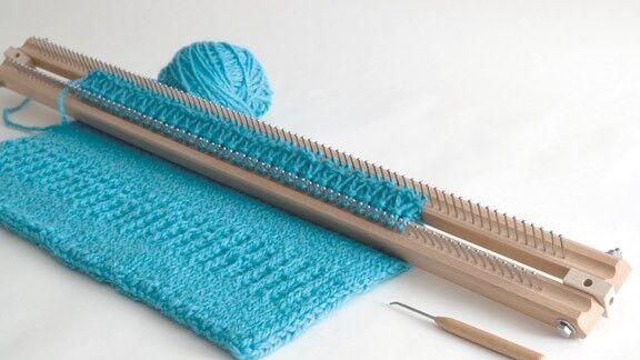 Машинка для вязания буковина