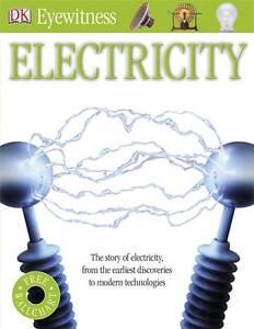 Electricity (Eyewitness)-ExLibrary