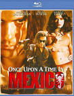 Once Upon a Time in Mexico (Blu-ray Disc, 2011)
