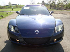2007-Mazda-RX-8-6-Speed-Manual-Leather-Power-Sunroof