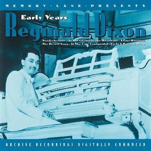 Reginald Dixon - Early Years (CD, 2000)