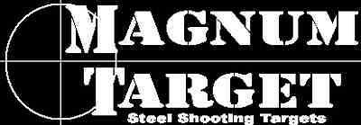Steel Targets by MAGNUM TARGET