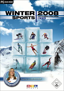 RTL Winter Sports 2008 - The Ultimate Challenge (PC, 2007, DVD-Box)