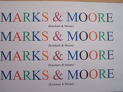 MARKS and MOORE