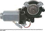 Parts Master 47-1777 Remanufactured Window Motor