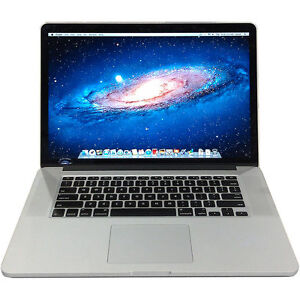 "Apple MacBook Pro 15.4"" Laptop with Reti..."