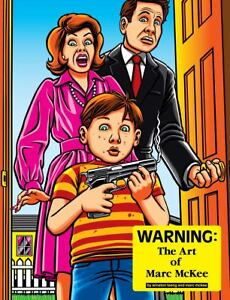 Warning-THE-ART-OF-MARC-MCKEE-Seen-Unknown-Winston-Tseng-NEW-Book